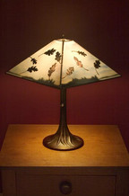 Falling Leaves Lamp
