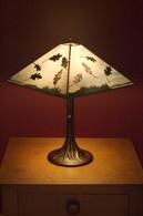 Falling Leaves Lamp
