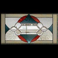 Beveled Window