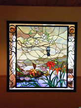 Daylilies flora and fauna