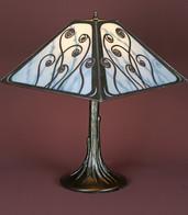 Fern Frond Lamp