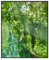 Beveled Leaves