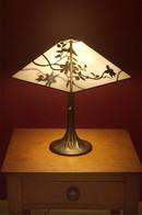 Clematis Lamp