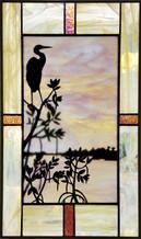 Egret and Mangroves 3