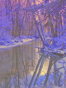 Winter on Jackson Creek