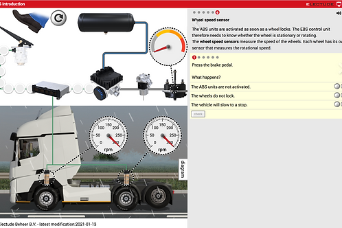 Heavy Vehicle Systems