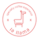 La llama coffee logo.png
