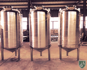 Cage and Sons Fermenters