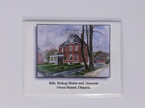 Bishop House Blank Card