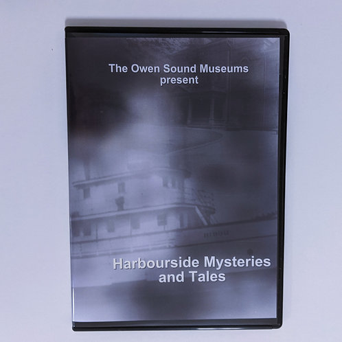 Harborside Mysteries and Tales DVD
