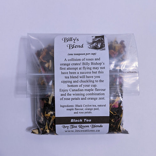 Billy's Blend Loose Leaf Tea