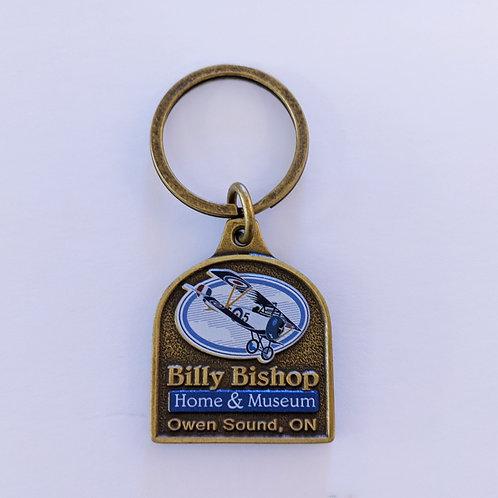 Billy Bishop Museum Key Chain