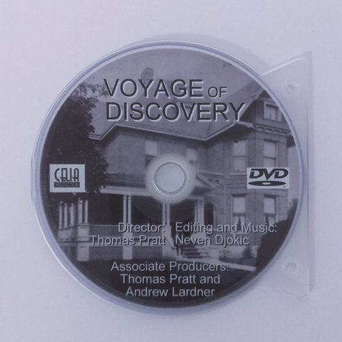Voyage of Discovery DVD