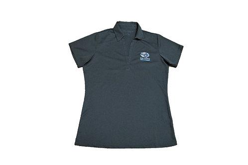 Women's Grey Golf Shirt