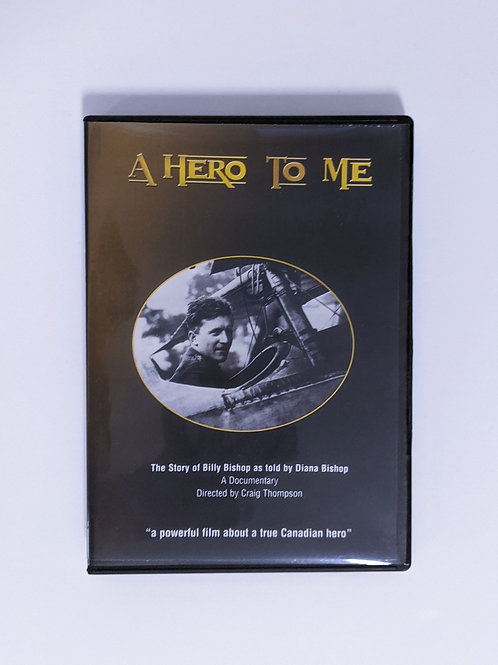 A Hero to Me DVD