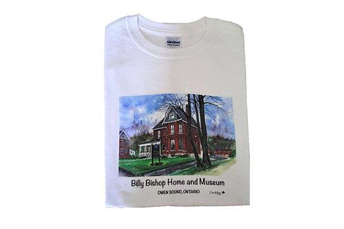 Billy Bishop Museum Graphic T-Shirt