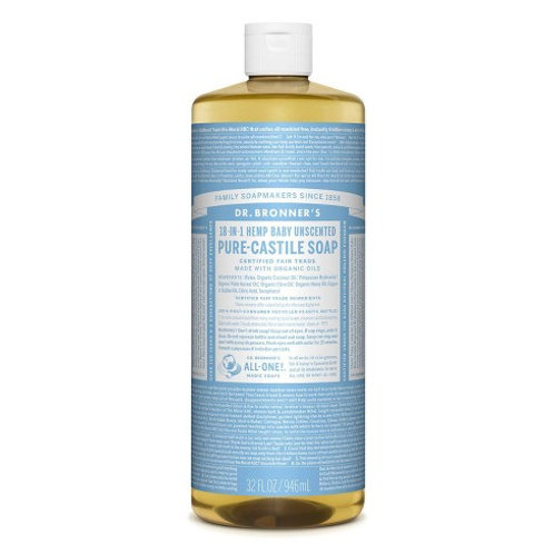 Dr. Bronner's Liquid Soap