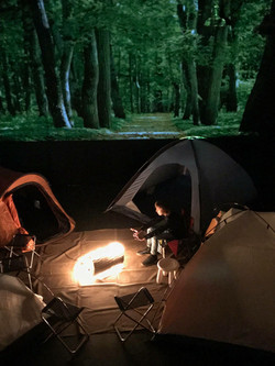 Theater Camping