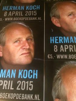 BodB 2015 Herman Koch