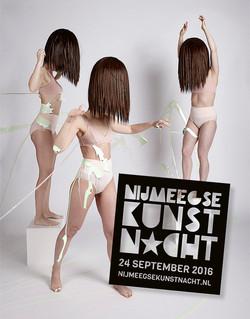 Poster Kunstnacht editie 2016