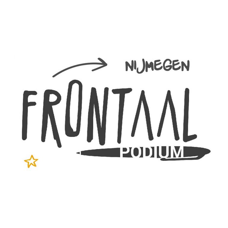 Frontaal Literair Podium X VIER #1