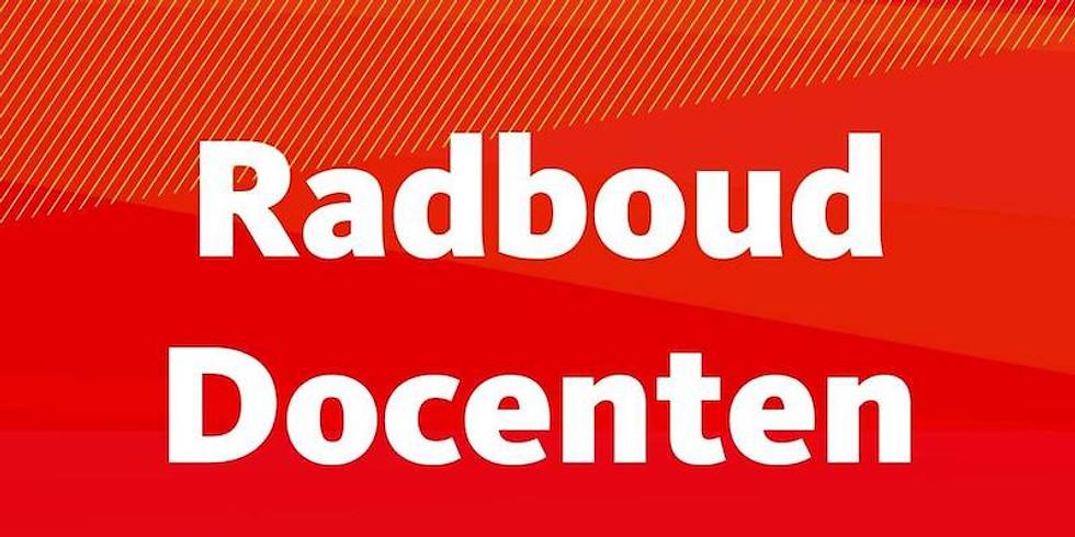 BESLOTEN: Radboud Docenten Academie