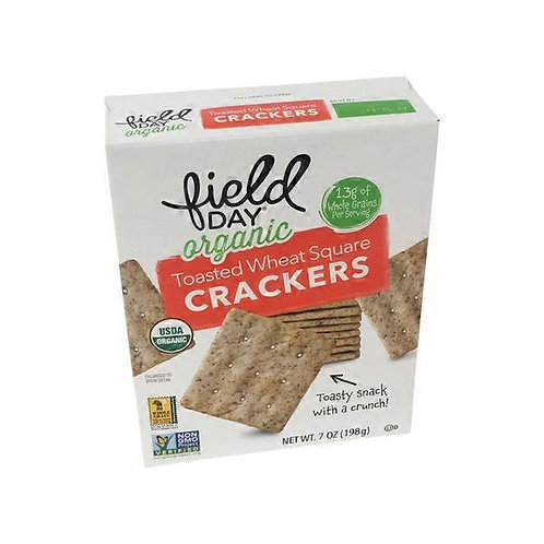Field Day Crackers