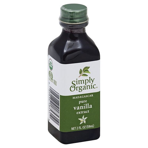 Simply Organics Extracts