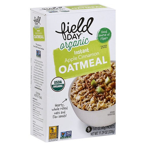 Field Day Oatmeal