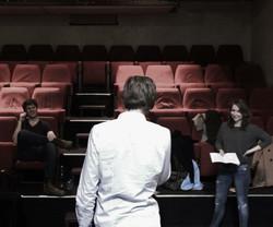 Making off een monoloog // Theater