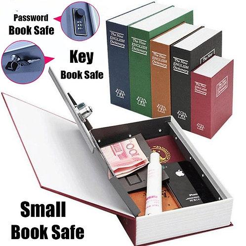 Secret Book for Stash. Cash/Jewellery/document Digital Password Locker