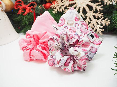 The Pink Cupcake Set