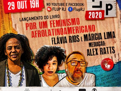"""Lançamento do livro """"Por um feminismo afrolatinoamericano"""""""