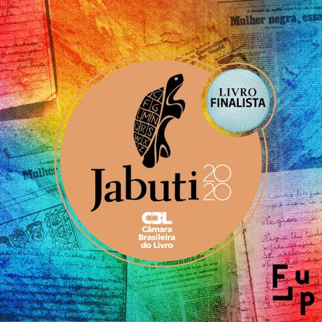 Flup é finalista do Prêmio Jabuti 2020