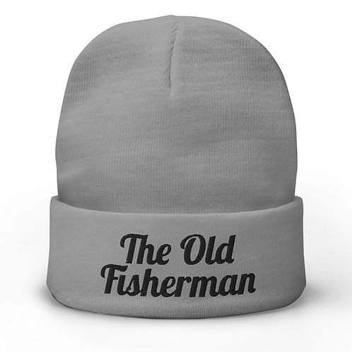 TOF Embroidered Beanie