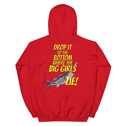 Drop It To The Bottom Hoodie
