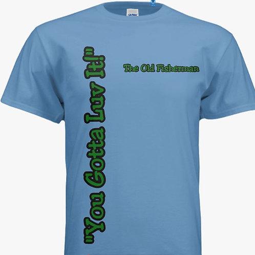 "Carolina Blue ""You Gotta Luv It!"" Tee-Shirt"