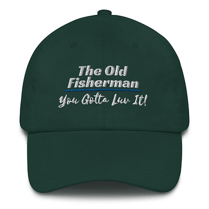 You Gotta Luv It! - Solid Back Hat