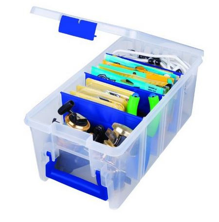 Flambeau Tackle Storage Box with dividers