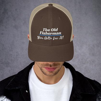 You Gotta Luv It - Mesh Back Hat