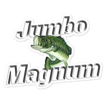 Jumbo Magnum Vinyl Decal