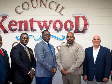 Kentwood turns over a new leaf