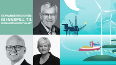 Klimaomstillingsutvalget: Åpent høringsmøte for Stavangerregionen