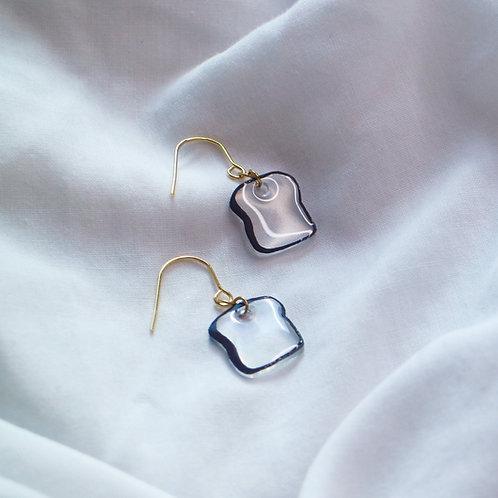 Mini Toast Earrings