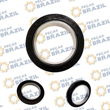 SP100509 / Retentor Dianteiro do Motor / PB33967 / 65X90X12/LR080150/SP100509/ SP154307/5370305