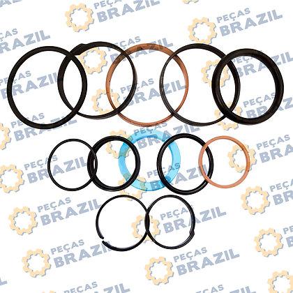 10C0214-R / Kit Reparo Cilindro de Elevação XGMA XG918 / PB34831