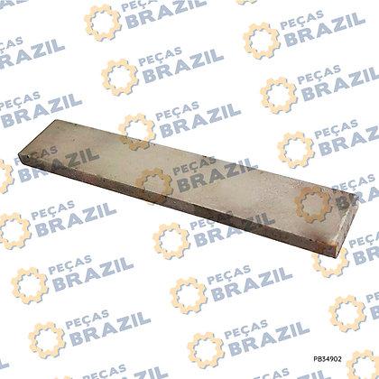 3030900159 / Chapa da Transmissão SDLG / PB34902 / Peças Brazil