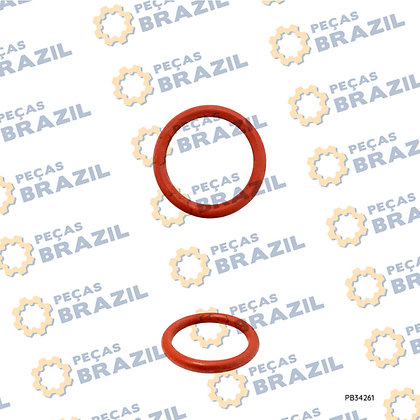W018103472 / Anel O-Ring Viton - 23,39X3,53 / PB34261 / Peças Brazil / SP154159 / YTQ020.2-1992 / M-2213