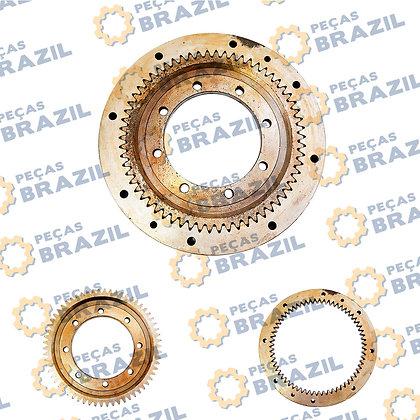 YJ31502D-3 / Conjunto Cremalheira do Conversor LonKíng CDM833 / PB34601 / Peças Brazil / YJ31502D-4