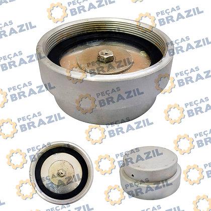 16C0002 / Tampa do Tanque de Combustível LiuGong CLG816 / PB31309 / Peças Brazil / ZL50C.1.7.2